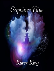 sapphire blue  cover