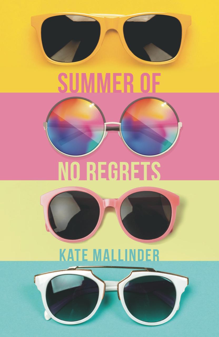 Summer of No Regrets - cover