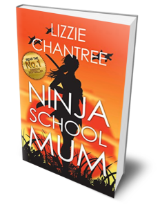 NSM paperback cover by Lizie Chantree