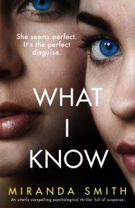 What I Know Cover