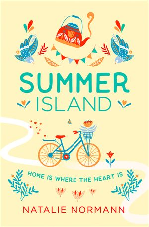 Cover Summer Island