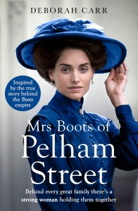 Mrs Boots of Pelham Street cover USE Large